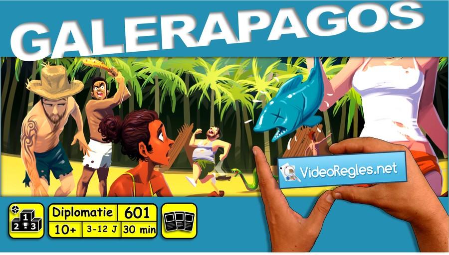 [Videoregles.Net]: Galérapagos, Photosynthesis, Profondeurs VIII et autres news...