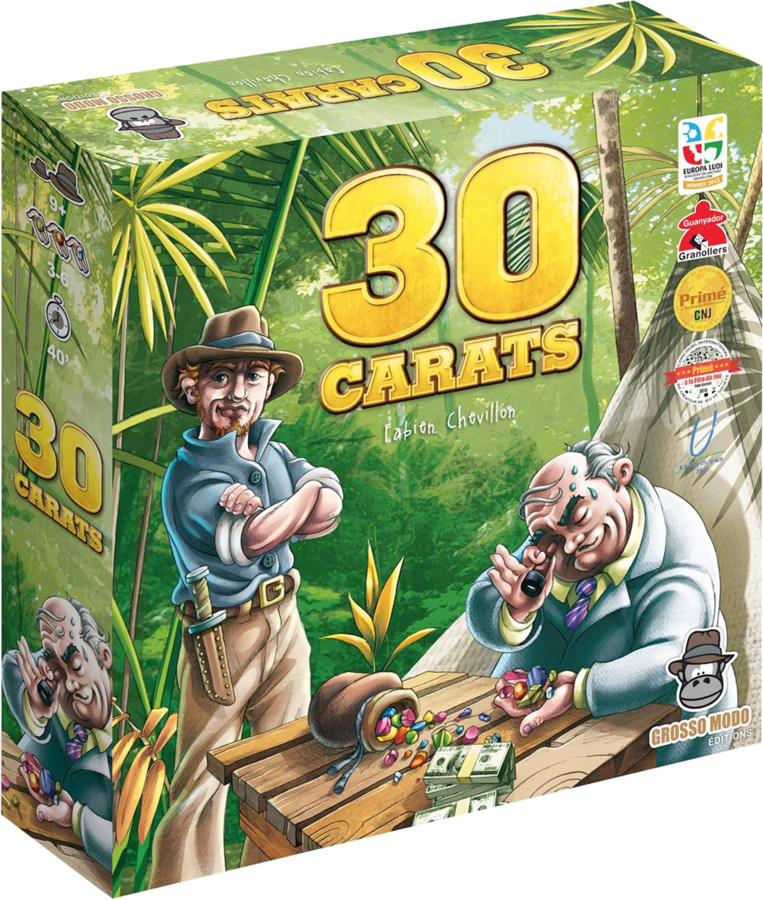 30 CARATS: 3e extension gratuite, objectif tric trac d'or !