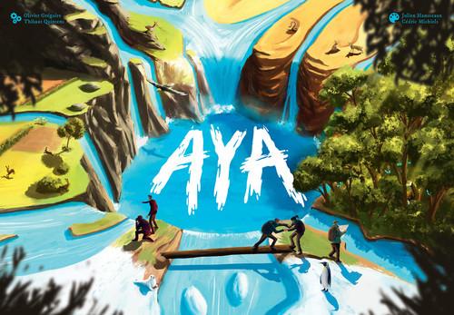 AYA : Quand le dos, minot, casse Kad !