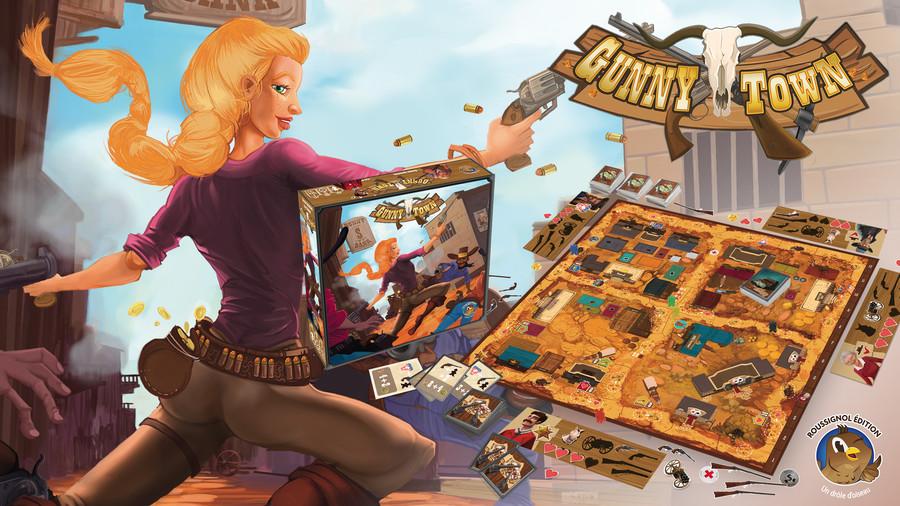 4 nouveaux jeux de plateau fabriqués à Villebon sur Yvette !