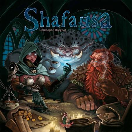 Shafausa, sur les étals ou presque