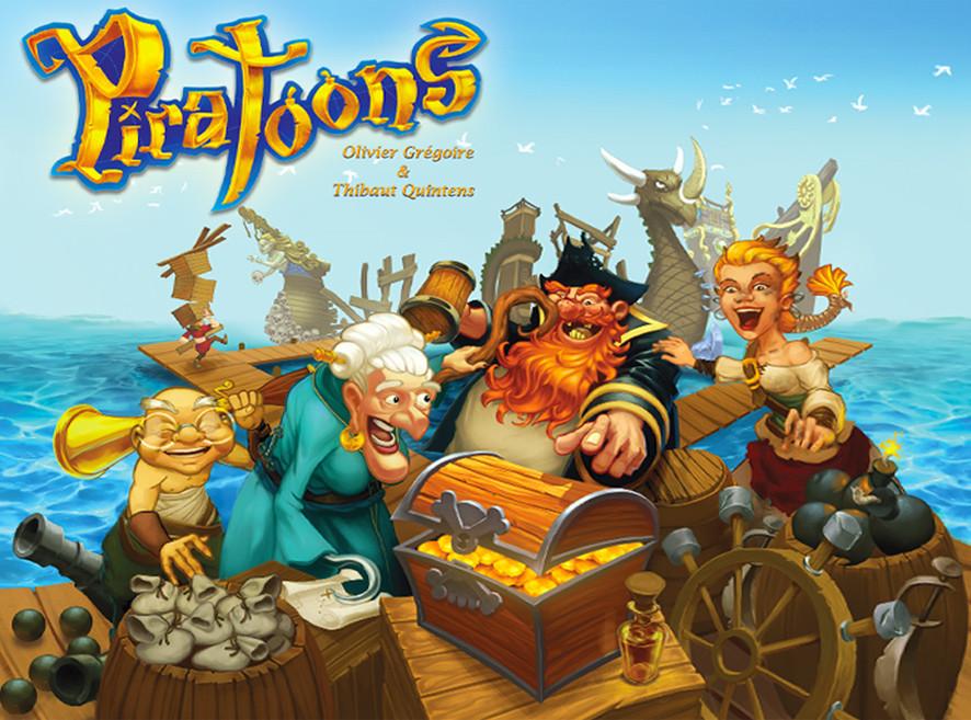 Piratoons, du serious games au déconne games...