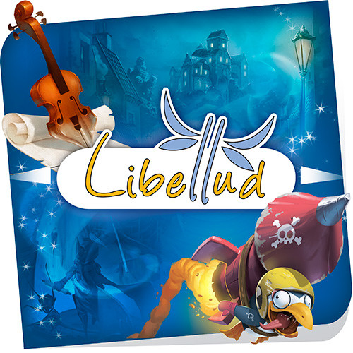 Un air de vacances avec Libellud au FLIP 2015 !