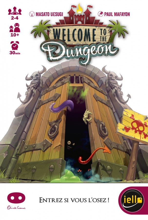 Welcome to the dungeon : Essuie tes pieds sur le tapis