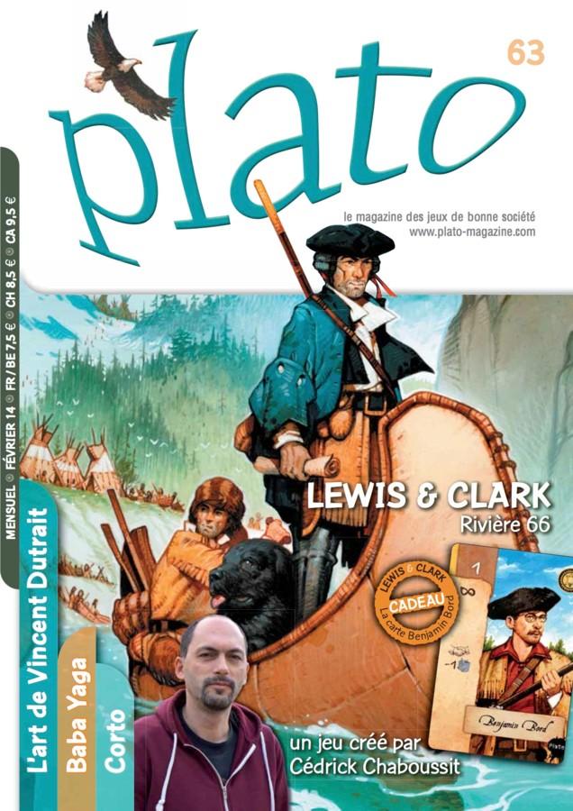 Plato n°63 bientôt dispo