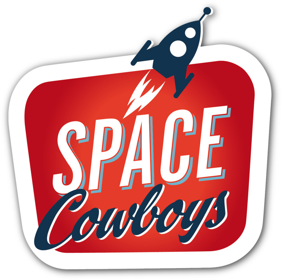 Space Cowboys: logo