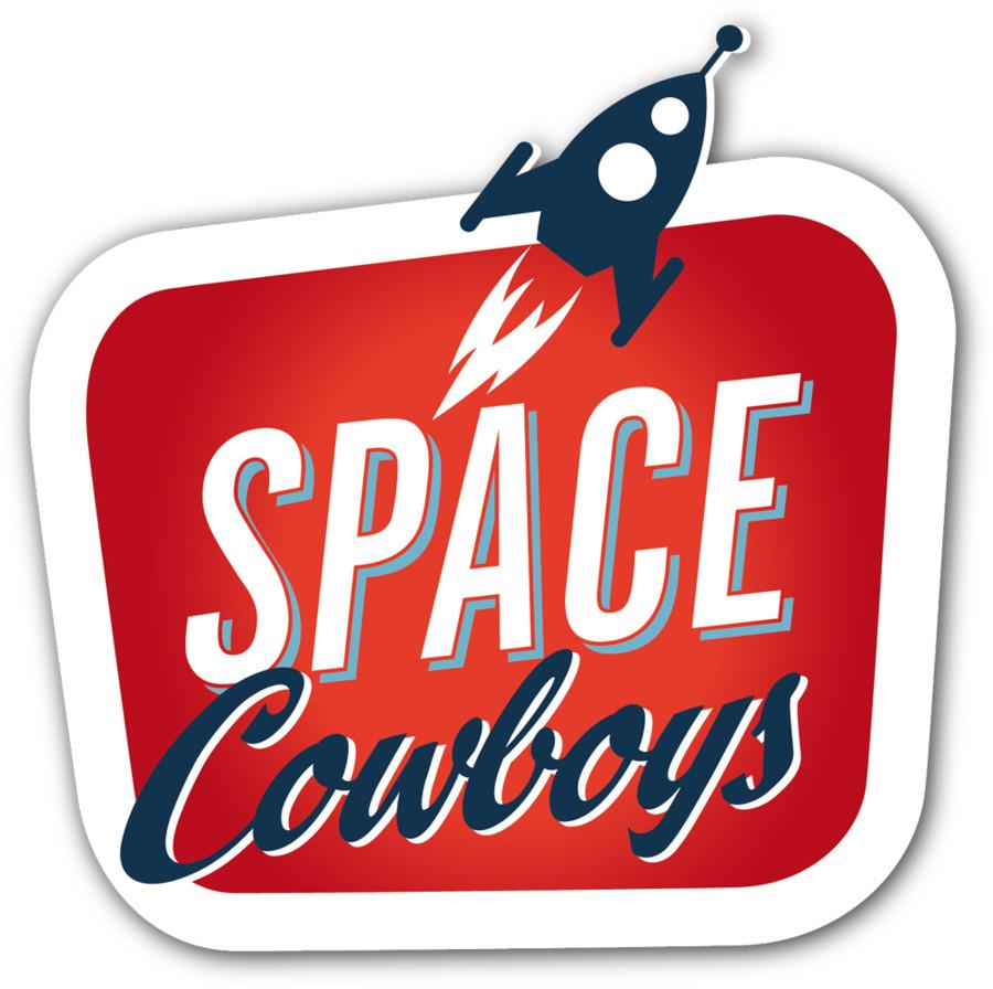 Space Cowboys: logo