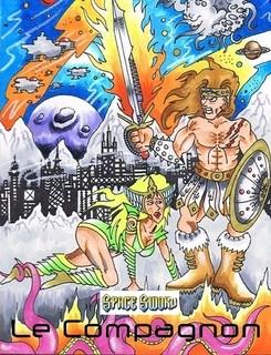 Space Sword ! - Le Compagnon