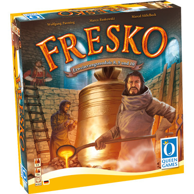 "Fresco - Extension ""Modules 8, 9 et 10"""