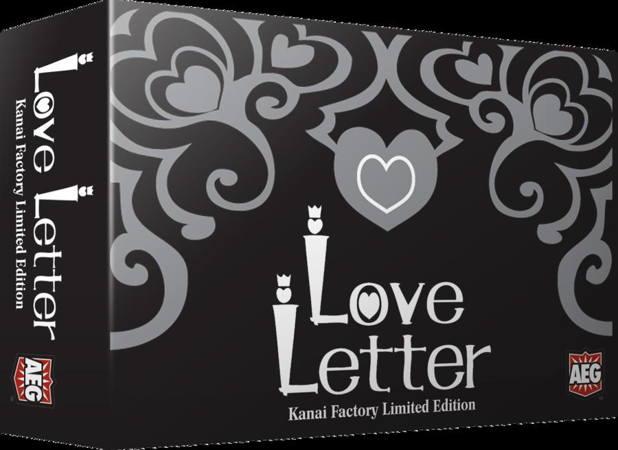 Love Letter: box