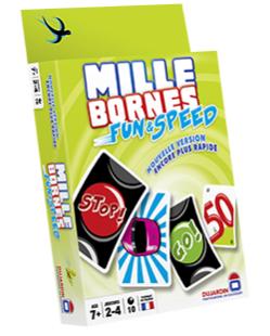 Mille Bornes - Fun & Speed - Voyage