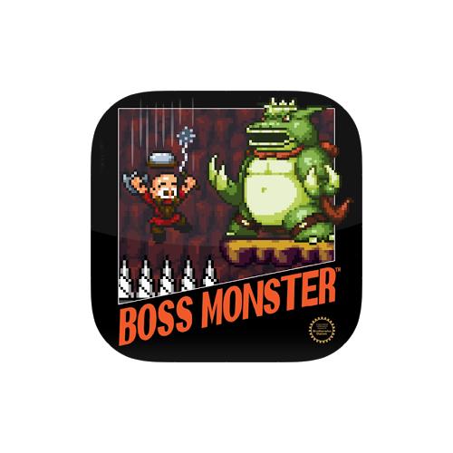 Boss Monster: auf deutsch und auch digital
