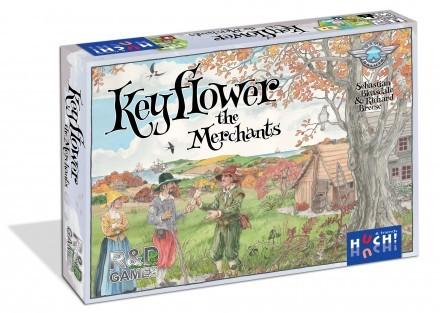 Keyflower: The Merchants