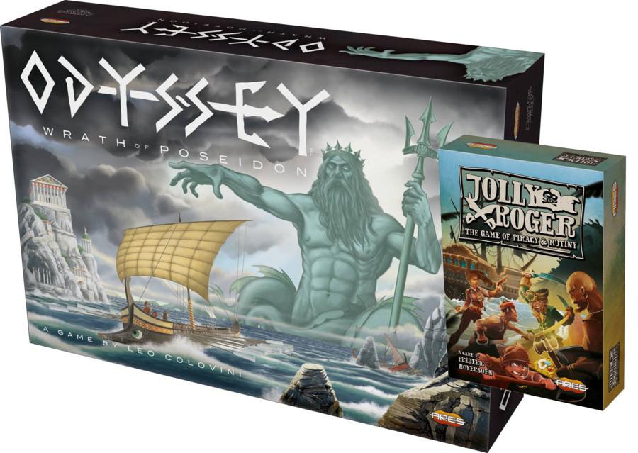 Jolly Roger et Odyssey, les deux prochains Ares