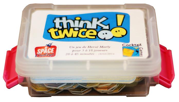 Think Twice (titre non définitif)