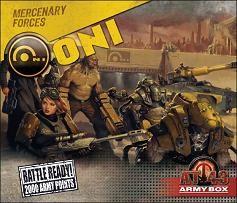 AT 43 Army Box : ONI