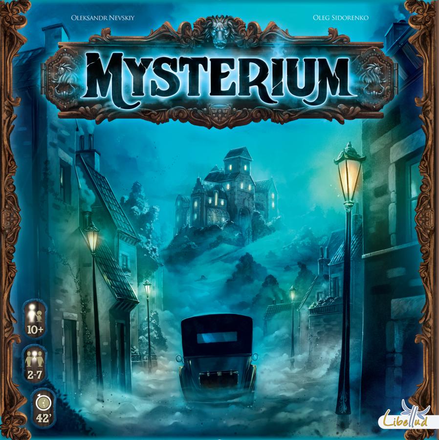 Mysterium, levons un peu le voile