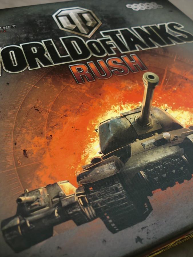 test de world of tanks : rush