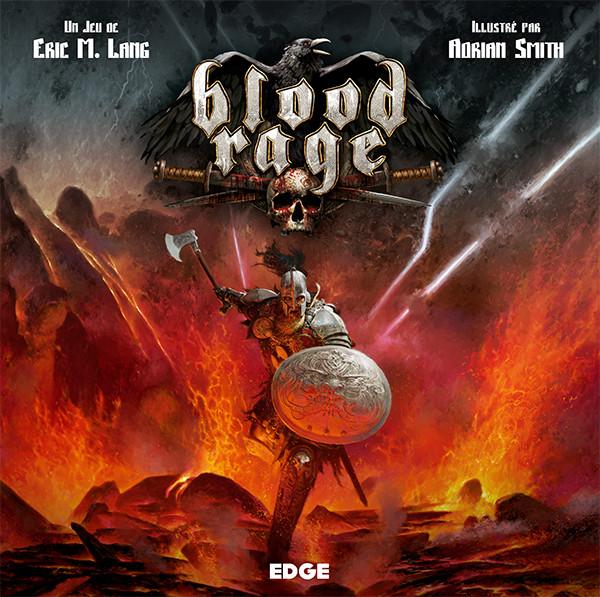 Blood Rage, la Vf pointe le bout de son drakkar