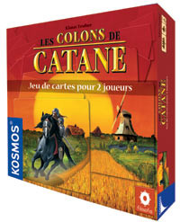 Les Colons de Catane - Jeu de Cartes