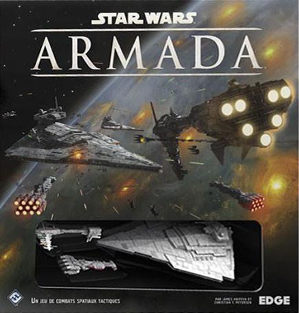 Star Wars Armada, et tu sais combien ça coûte un vaisseau comme ça ?