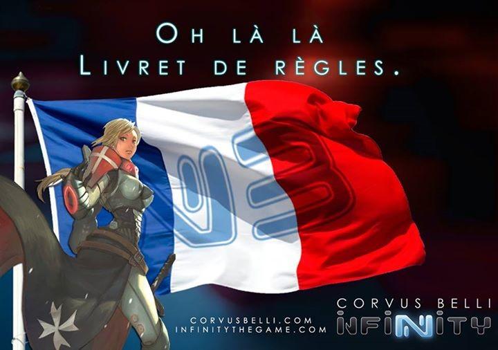 Infinity : Sacré Bleu !