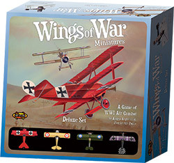 Wings of War : Miniatures Deluxe Set