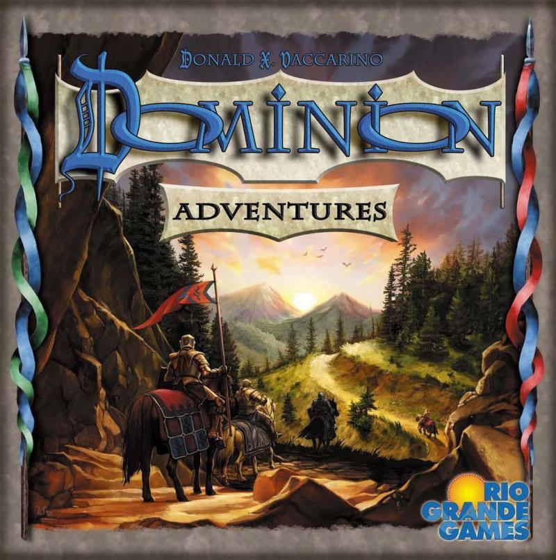 Dominion, Runde 9: Zeit für Abenteuer
