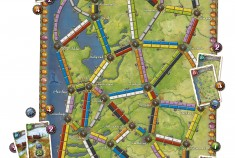 Les Aventuriers du Rail - Pays-Bas:
