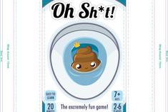 Oh Sh*t! Design de la boîte deluxe edition