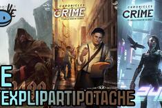 Image de la vidéo Chronicles of Crime - Millenium, de l'explipartipotache !