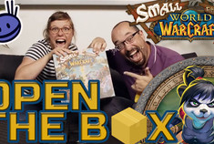Video : Open the Box : Smallworld of Warcraft