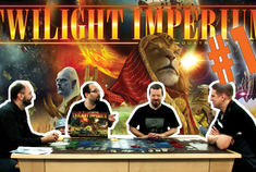 Twilight Imperium [Quatrième édition], de la partie #1 !