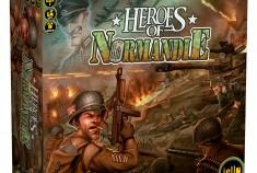 Heroes of Normandie: box