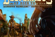 Couv' de Desperados of Dice Town