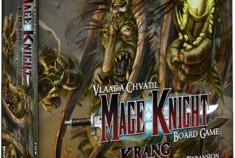 Mage Knight Board Game : Krang Character Expansion: