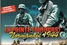 En pointe toujours II - Normandie 1944