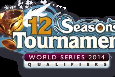 12 Seasons Tournament Qualifiers logo