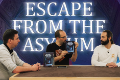 Escape From The Asylum, de l'explipartie !