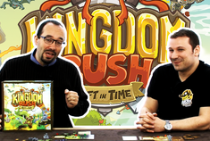 Kingdom Rush: Rift in Time , de la vidéo en plus !