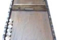 La Table à élastique / Le Passe-trappe