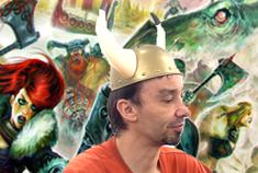 Image de la vidéo Champions of Midgard, la partie !