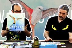 Wingspan , de la vidéo en plus !