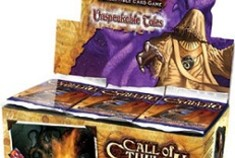 Call of Cthulhu CCG : Unspeakable Tales