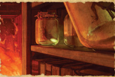 Mice & Mystics : Le Cœur de Glorm: illustration