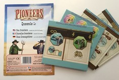 Pioneers – Queenie 1 – Nouvelles Frontières