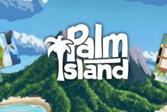 Palm Island : Sur la plage abandonnée, des palmiers et crustacés ...
