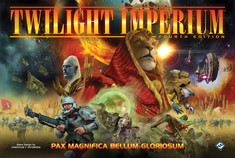 Twilight Imperium - Fourth Edition