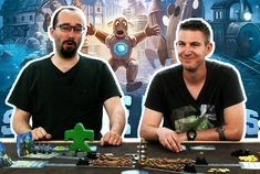 Save the Meeples , de la vidéo en plus !