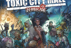 Zombicide : Toxic City Mall: